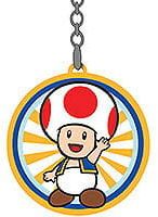 Breloczek do kluczy Nintendo - Toad