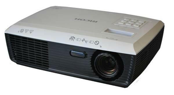 Projektor RICOH PJ X2340 + UCHWYTorazKABEL HDMI GRATIS !!! MOŻLIWOŚĆ NEGOCJACJI  Odbiór Salon WA-WA lub Kurier 24H. Zadzwoń i Zamów: 888-111-321 !!!