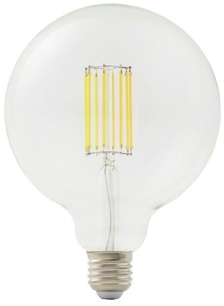 Żarówka LED Diall G125 E27 13 W 1521 lm przezroczysta barwa zimna DIM