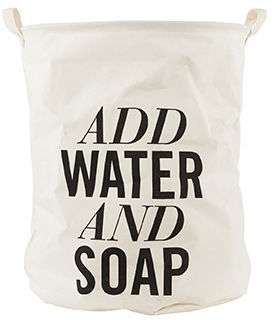 Kosz Na Pranie Add Water And Soap House Doctor