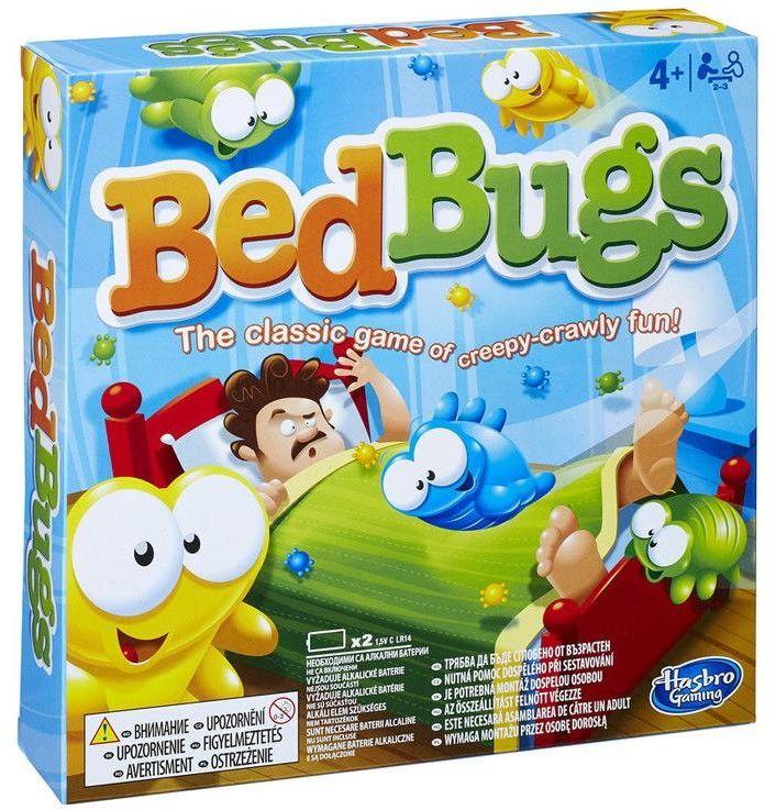 Hasbro Gra Bed Bugs E0884