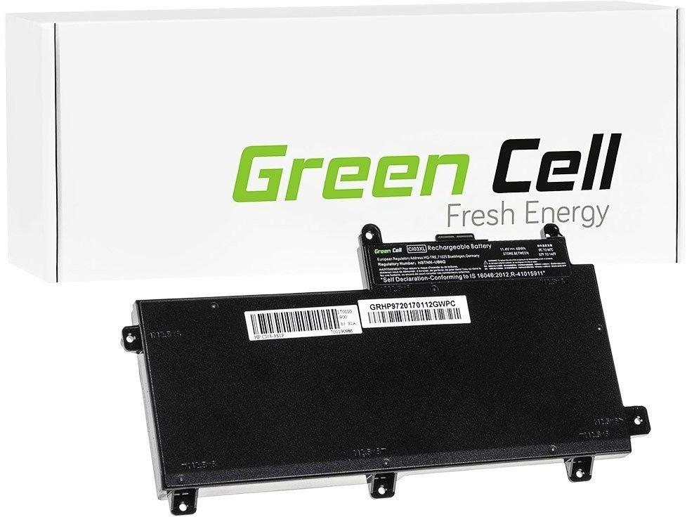 Bateria 11,4V 4200 mAh Green Cell HP97