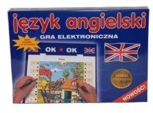 Gra elektroniczna Język Angielski Wiem Wszystko JAWA GRA-10