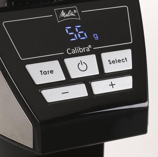 Młynek do kawy z wagą Melitta Calibra 1027-01