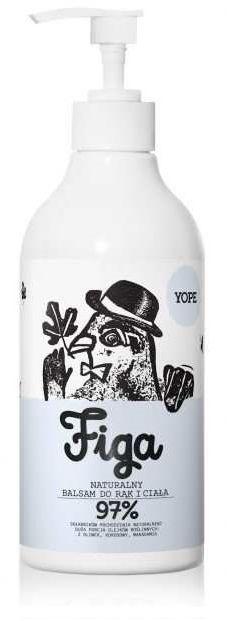 Yope balsam do rąk i ciała figa 300ml