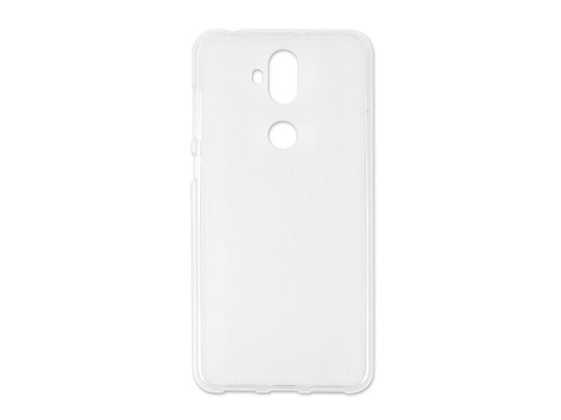 Asus Zenfone 5 Lite (ZC600KL) - etui na telefon FLEXmat Case - biały