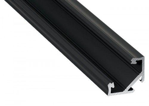 PROFIL typ C czarny anodowany narożny 2 metry