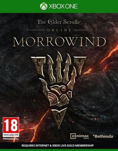 The Elder Scrolls Online Morrowind XOne