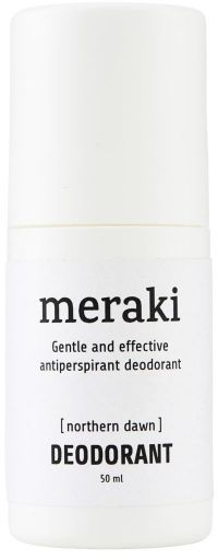 Meraki BODY Deo Roll On - Antyperspirant w Kulce