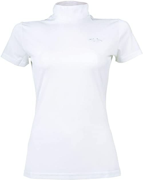 HKM koszulka funkcyjna dla dorosłych Turf-1200 białe spodnie XL, 1200 biały, XL