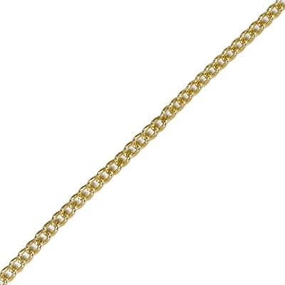 Łańcuszek 3mm Złoty