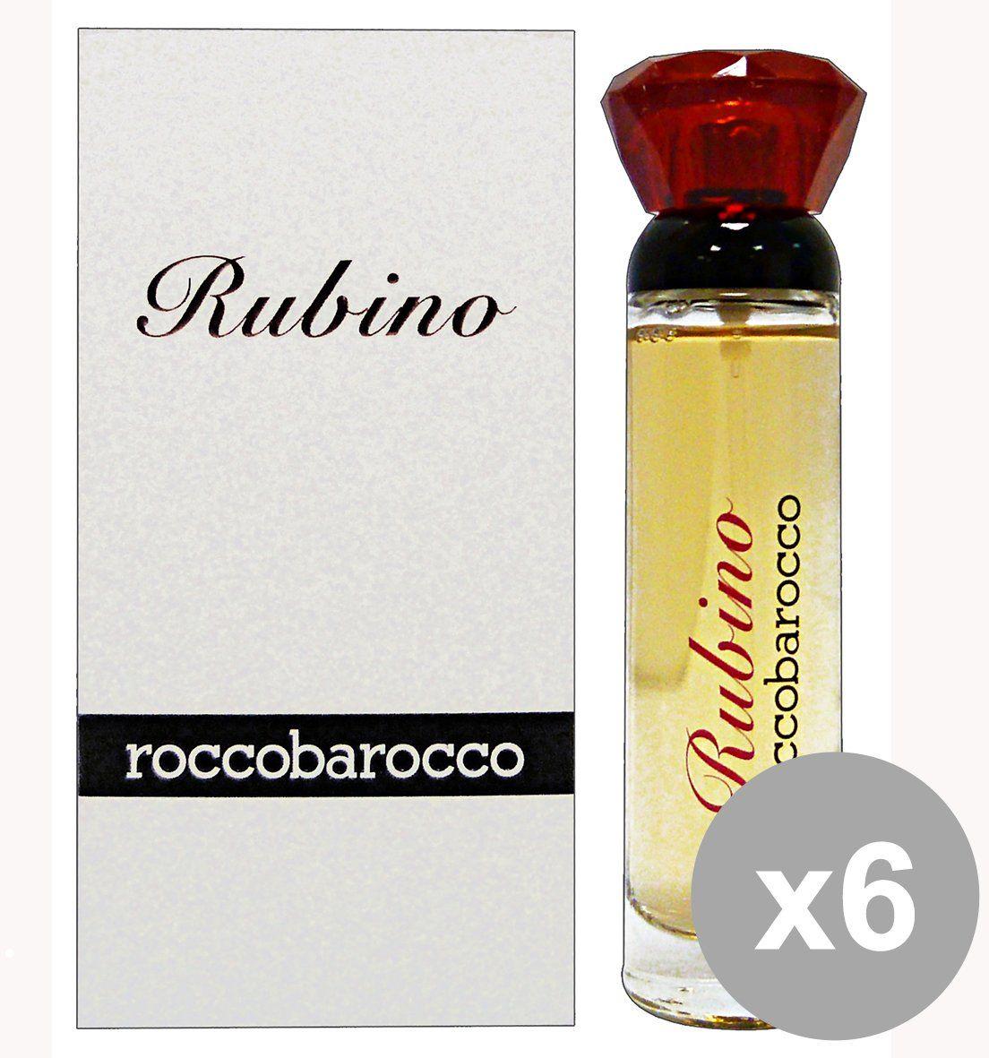 Roccobarocco Rubino woda toaletowa dla kobiet, 6 x 3000 g