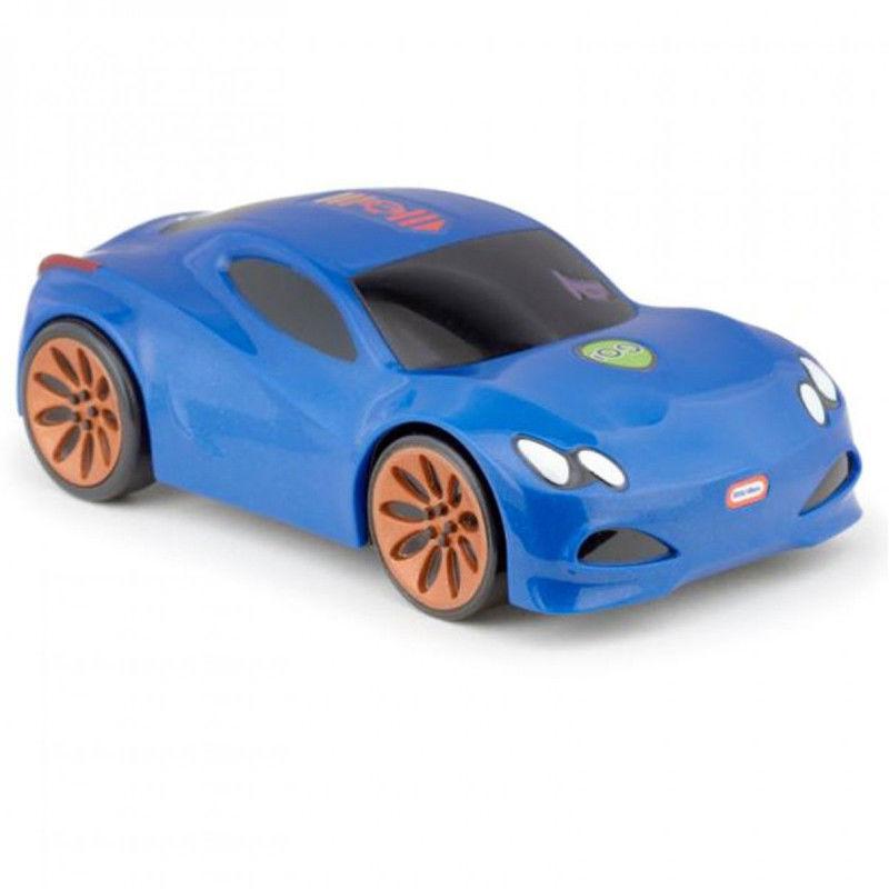 Little Tikes - Dotknij i jedź Granatowa Wyścigówka z dźwiękiem 646126