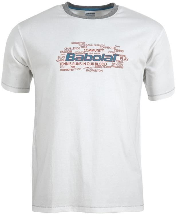 Babolat Core Men - white