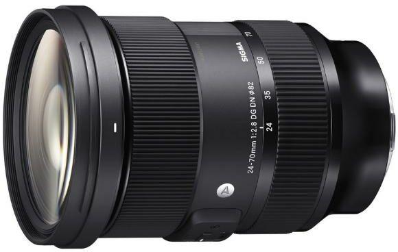 Sigma 24-70mm f/2.8 DG DN Sony E - 179,67 zł miesięcznie
