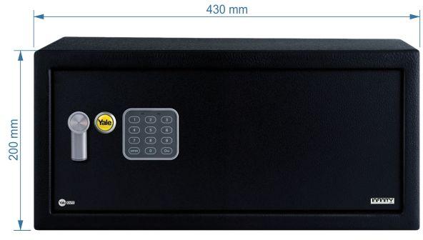 Sejf laptop YALE 430x200