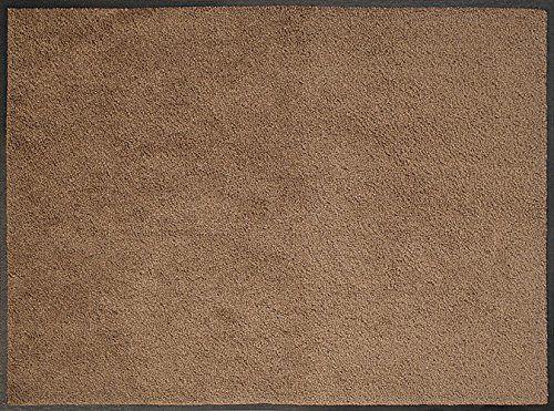 ID mat t c608018 confor dywan wycieraczka włókno nylon/guma nitrylowa taupe 80 x 60 x 0,7 cm
