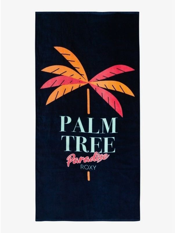 ręcznik ROXY - Pink Lollipop Mood Indigo (BSP0