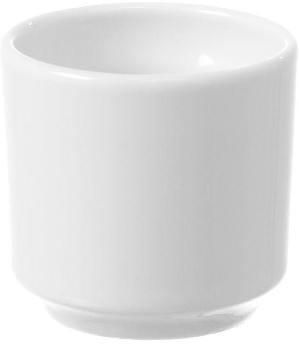 Kieliszek na jajko porcelanowy BIANCO