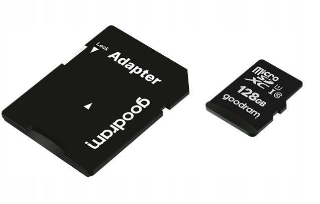 Karta pamięci micro SD 128 GB kl.10