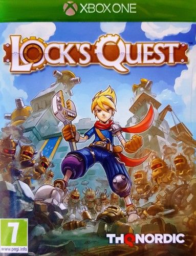Lock''s Quest XOne
