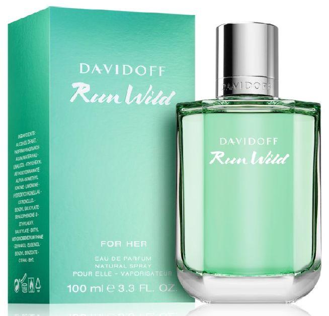 Davidoff Run Wild For Her 100ml woda perfumowana [W]