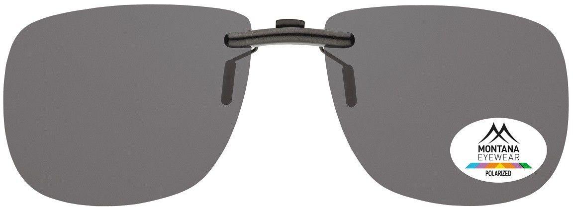 Nakładki Nerdy polaryzacyjne na okulary korekcyjne Montana C2