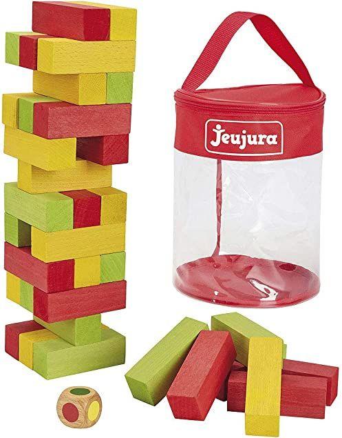 JeuJura 8607 duża, wieża gra do picia
