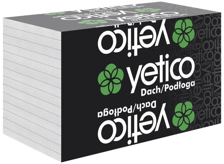 Styropian Podłoga Dach Alfa EPS 038 50 mm 6m2 Yetico