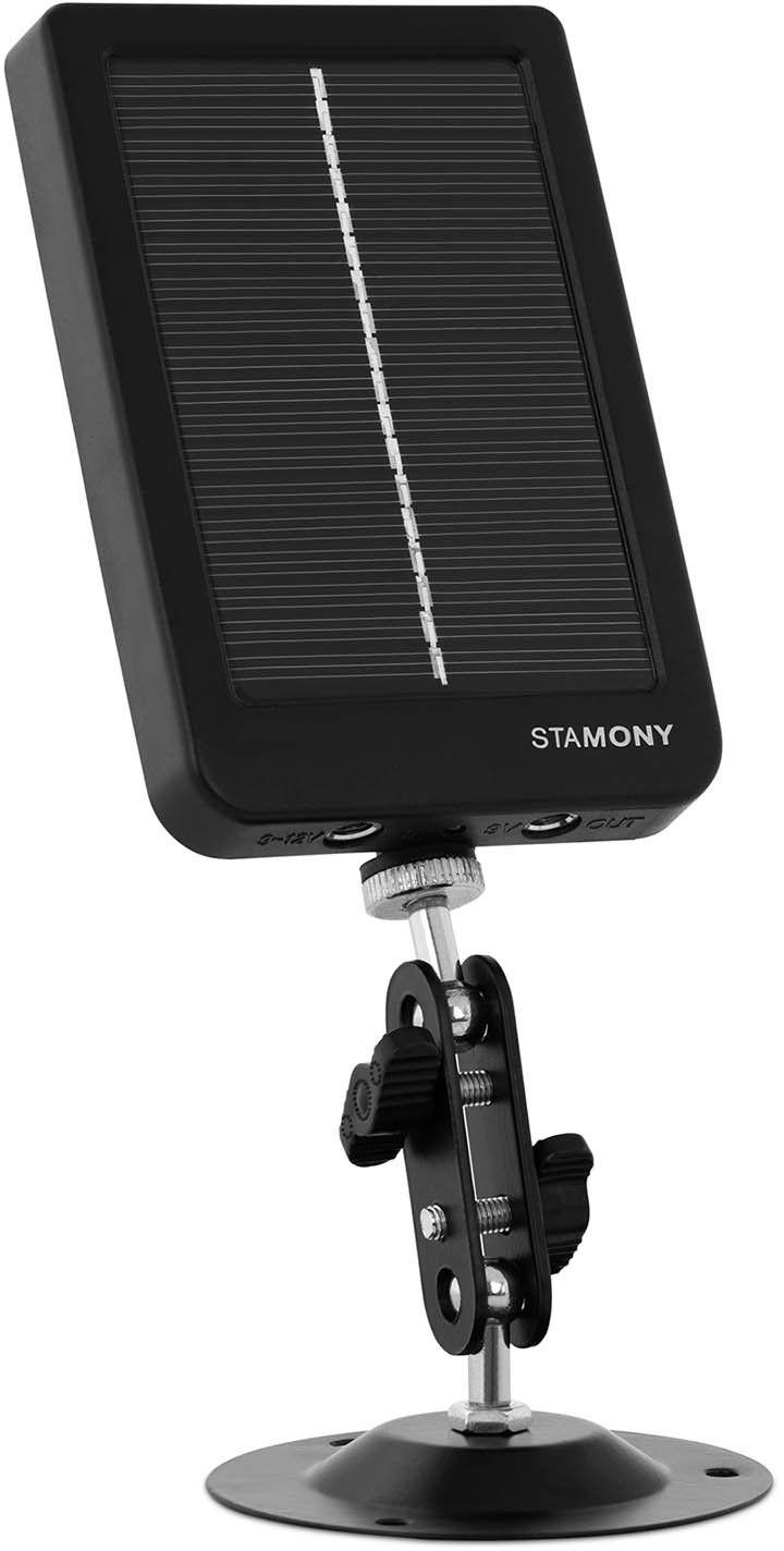 Panel słoneczny do fotopułapki - 7 V - akcesoria - StaMony - ST-SP-3000 - 3 lata gwarancji/wysyłka w 24h