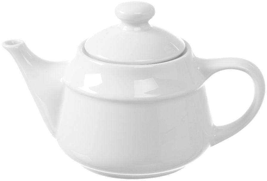 Dzbanek do herbaty porcelanowy BIANCO