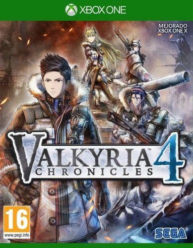 Valkyria Chronicles 4 XOne