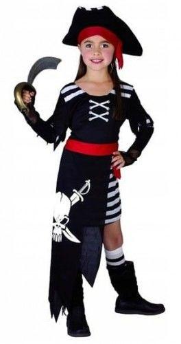Kostium Pasiasta Piratka