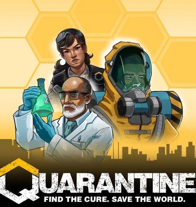Quarantine (PC) klucz Steam