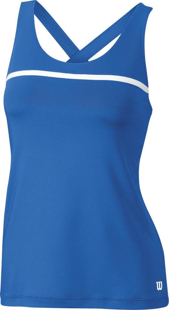 Wilson W Team Tank - new blue