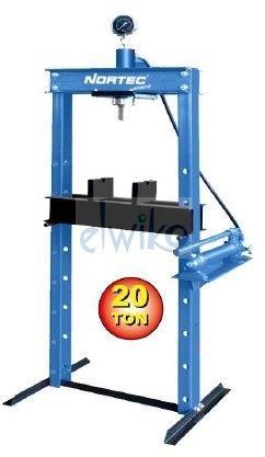 TL-PR20H - prasa hydrauliczna wolnostojąca 20,0t