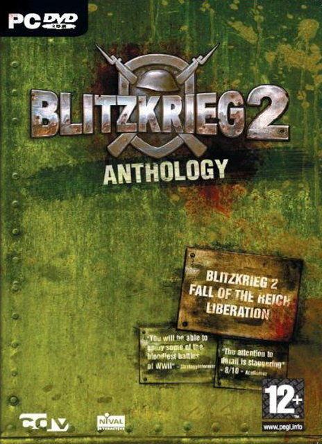 Blitzkrieg 2 Anthology (PC) klucz Steam