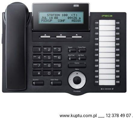 LDP-7024D, telefon systemowy