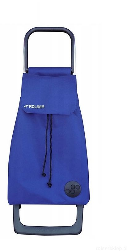 Wózek zakupowy Rolser Joy Jet Baby MF /niebieski/