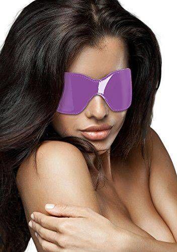 Opaska na Oczy Fioletowa 100% ORYGINAŁ DYSKRETNA PRZESYŁKA