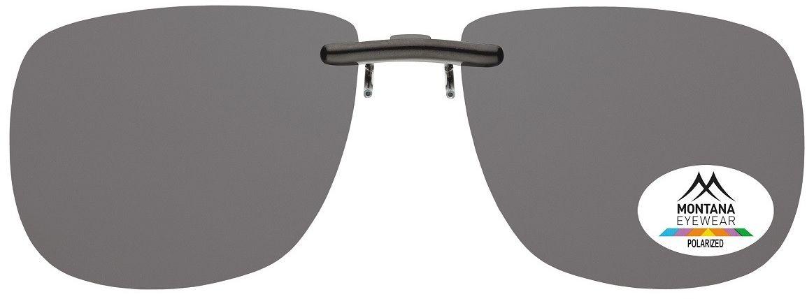 Nakładki Nerdy polaryzacyjne na okulary korekcyjne Montana C12