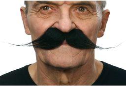 Żywe kostiumy 203903 wąsy, wielokolorowe, jeden rozmiar