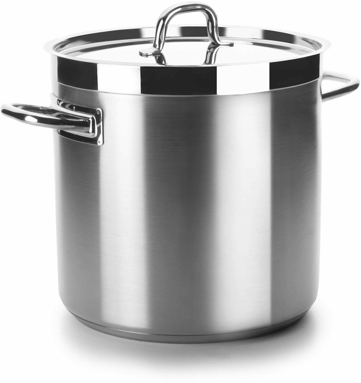 Lacor 54140S wysoki garnek na zupę bez pokrywy średnica 40 cm C-L