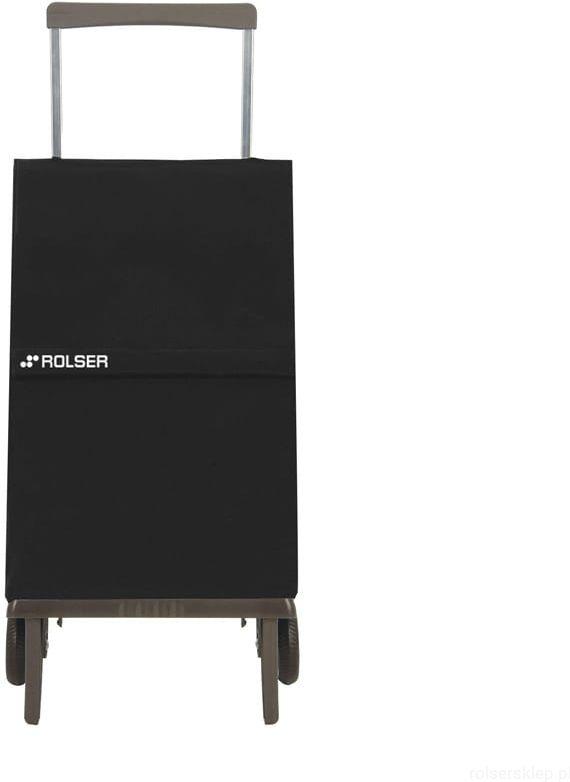 Wózek zakupowy składany Rolser Plegamatic Original /czarny/