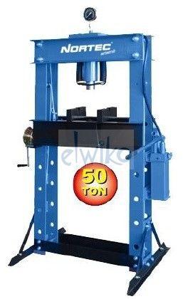 TL-PR50H - prasa hydrauliczna wolnostojąca 50,0t