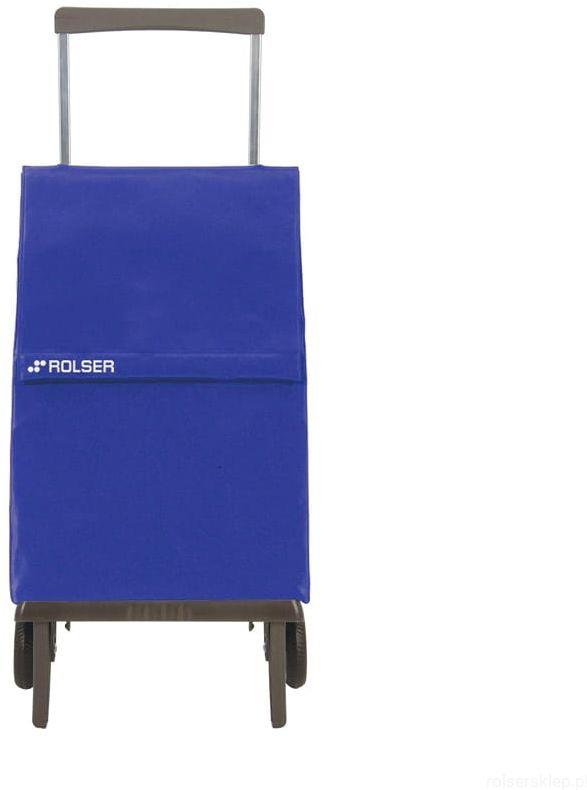 Wózek zakupowy składany Rolser Plegamatic Original /niebieski/