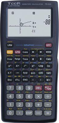 Kalkulator Graficzny TOOR TR-523 - X00597