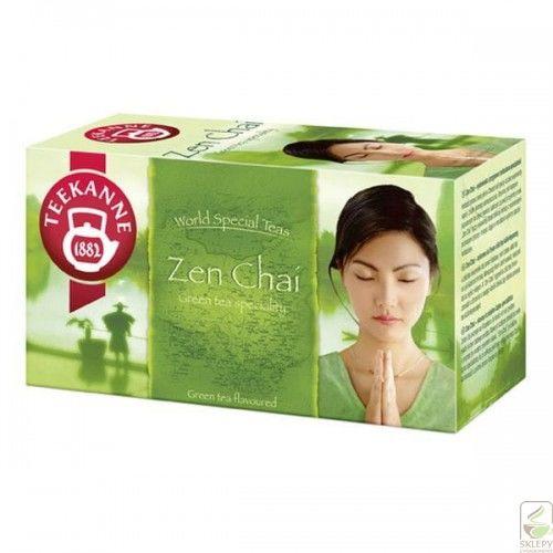 Teekanne Green Zen - Chai ex20