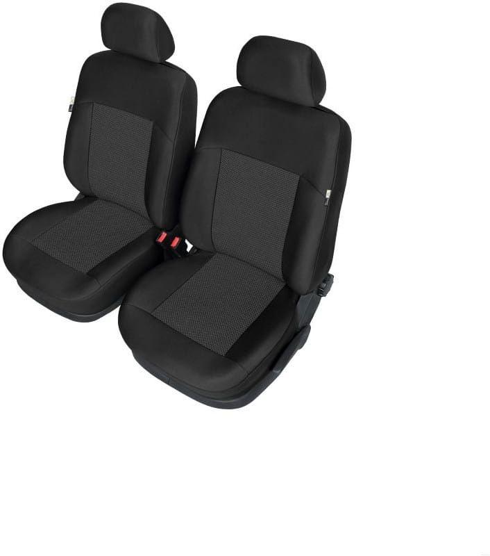 Ford Fiesta MK7 - pokrowce miarowe na przednie fotele