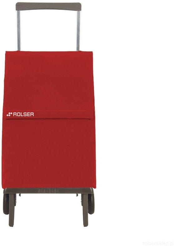 Wózek zakupowy składany Rolser Plegamatic Original /czerwony/